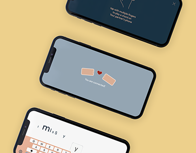 Pianmissimo - an app for long distance relationships