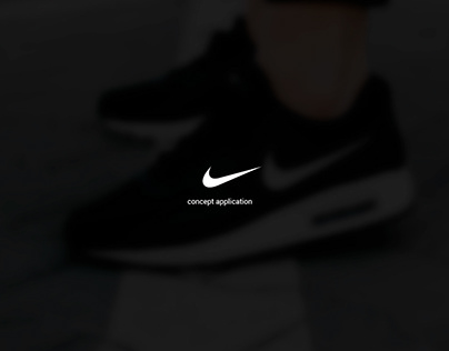 Nike - concept application