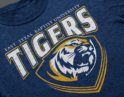 ETBU Tigers T-Shirts