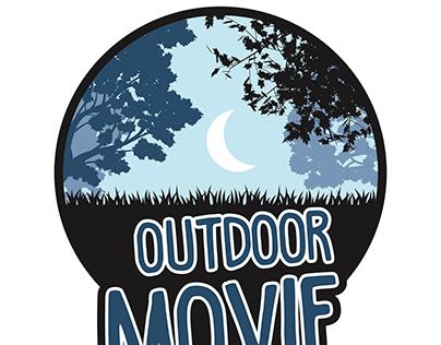 Outdoor Movie Logo