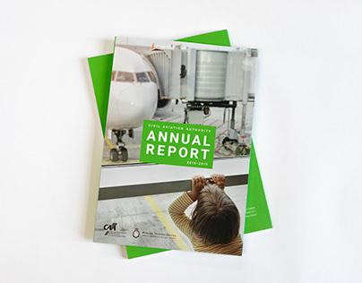 CAA Annual Report