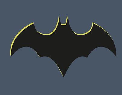 Batman, el caballero de la noche.
