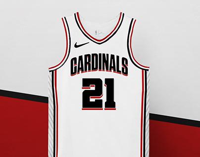 DDEHS Basketball Uniform Redesign