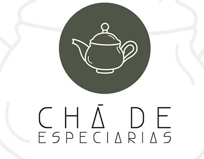 Identidade Visual | Chá de Especiarias