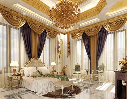 "Luxury ""Master Bedroom"" in Qatar"