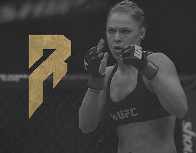 Ronda Rousey | Brand Concept