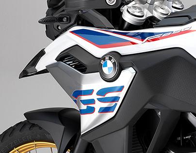 BMW F850 GS & F750 GS