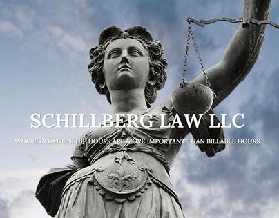 Schillberg Law Website Redesign