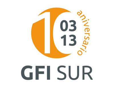 GFI Sur 10º Aniversario