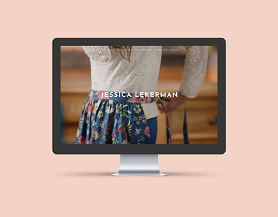 Jessica Lekerman Website