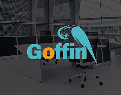 Logotype and identity for a marketing company