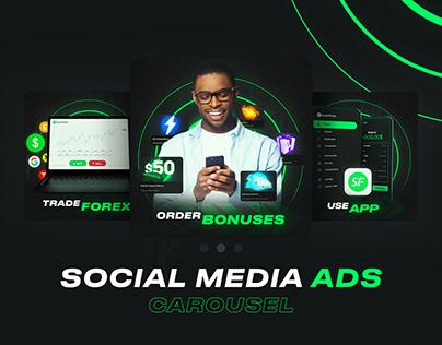 Social Media Ads | Carousel