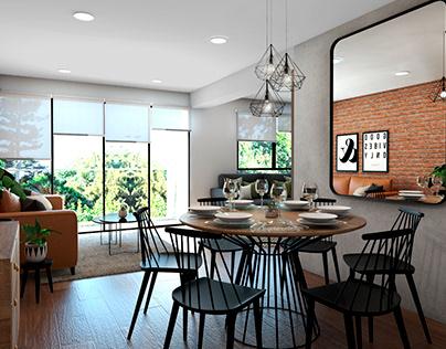 NF Arq & Diseño Interior Proy.MirafloresIndustrial