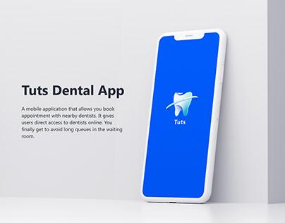 Tuts - A dental App