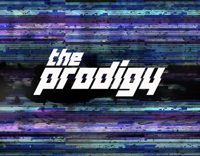 The Prodigy • Unofficial Website Design
