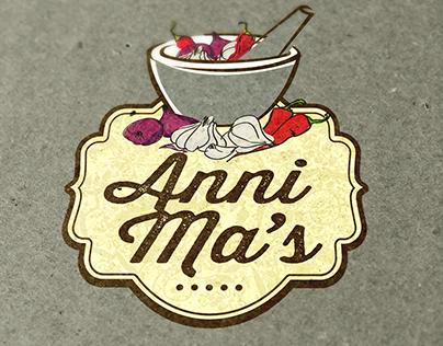 ANNI MA'S SAUCES