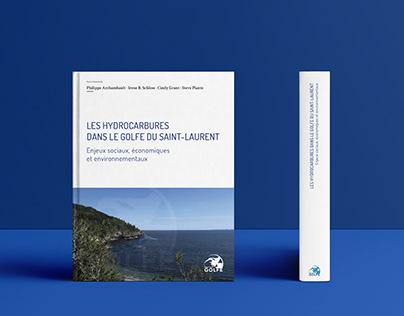 Book - Les hydrocarbures dans le Golfe du St-Laurent