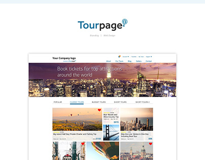 Tourpage