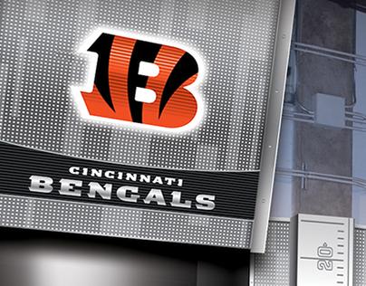 Cincinnati Bengals Player Entrance