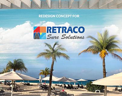 Redesign ! Retraco Aruba NV