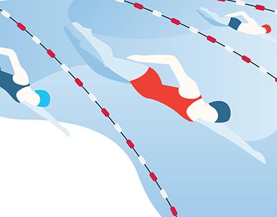 Swim Competition 2018