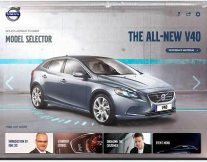Volvo Cars - iPad App
