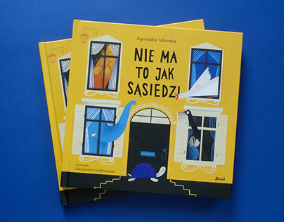children book - neighbours
