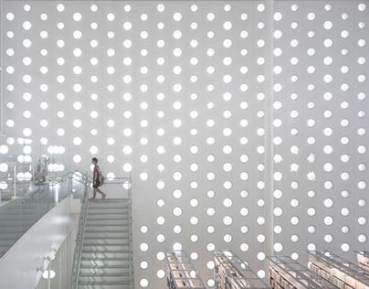 金沢海みらい図書館/ Kanazawa Umimirai Library