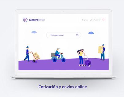 Canguro Website!