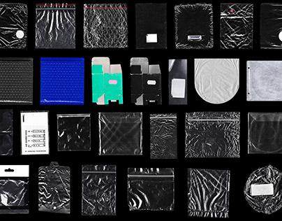 Plastic Textures Mega Pack — byDBDS®