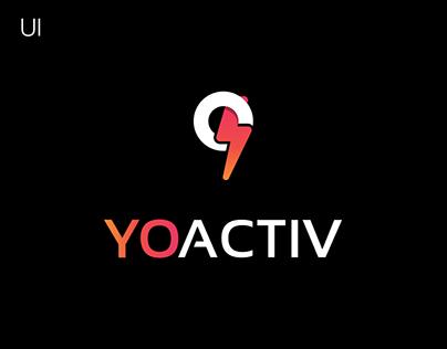 YoActiv Web Pages