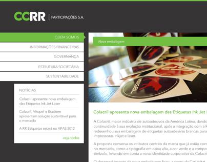 CCRR Website