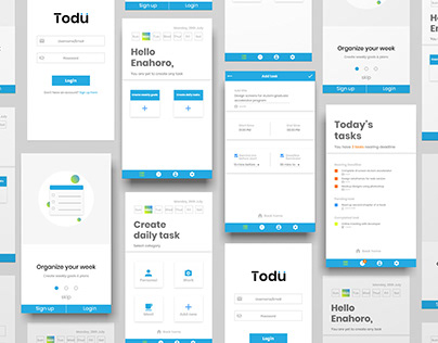 Personal Task Management Application.
