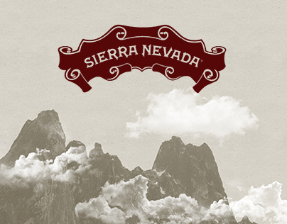 SIERRA NEVADA BREWING CO.    Web Design & Print Concept