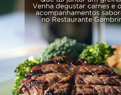 Noites Temáticas Restaurante Gambrinus