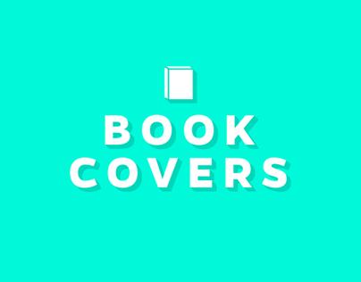 BOOK COVERS | Portadas de Libros