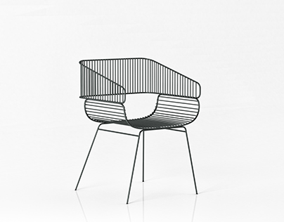 Chair Trame by Petite Friture