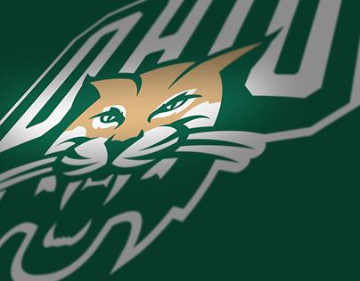 Ohio University Rebrand Concept