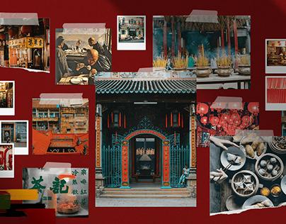 The Hoa in Saigon exhibition   Triễn lãm Phố người Hoa
