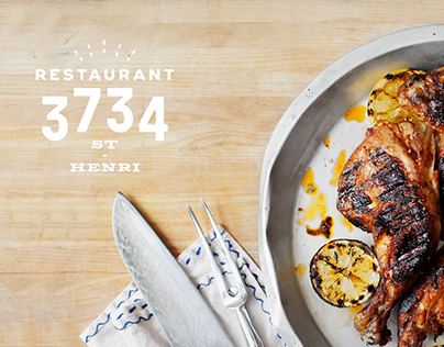 Restaurant 3734