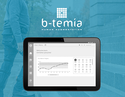 Conception d'une application pour B-TEMIA
