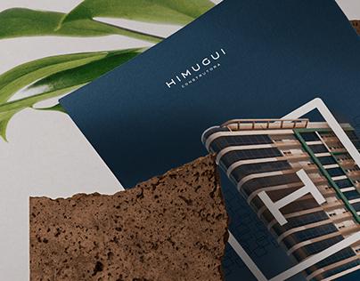 Himugui Construtora - Visual Identity