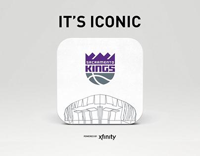 Kings + Golden 1 Center App