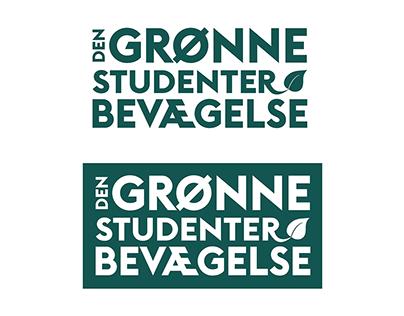 Logotype - Den Grønne Studenter Bevægelse
