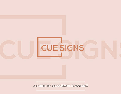 A Guide to Corporate Branding | Brand Style Guide