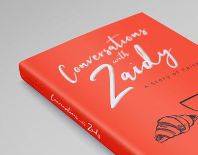Conversations with Zaidy - Book Design