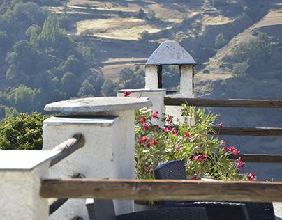 Las Alpuharras (Andalucia) - chimneys