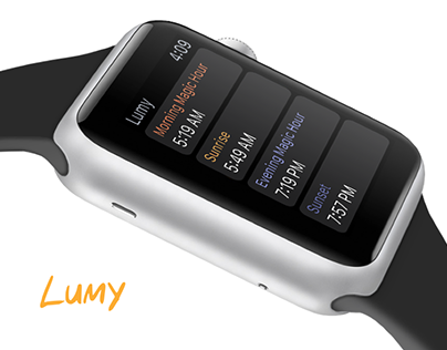Lumy for Apple Watch