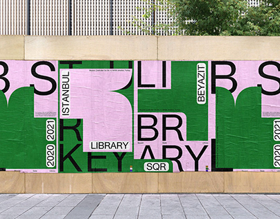 BEYAZIT STATE LIBRARY REBRAND