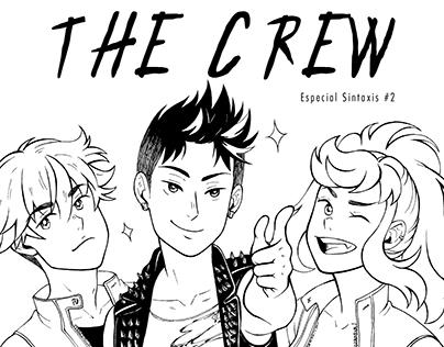 | THE CREW | Comic